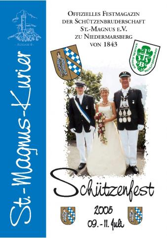 St. Magnus Kurier, Ausgabe 2005