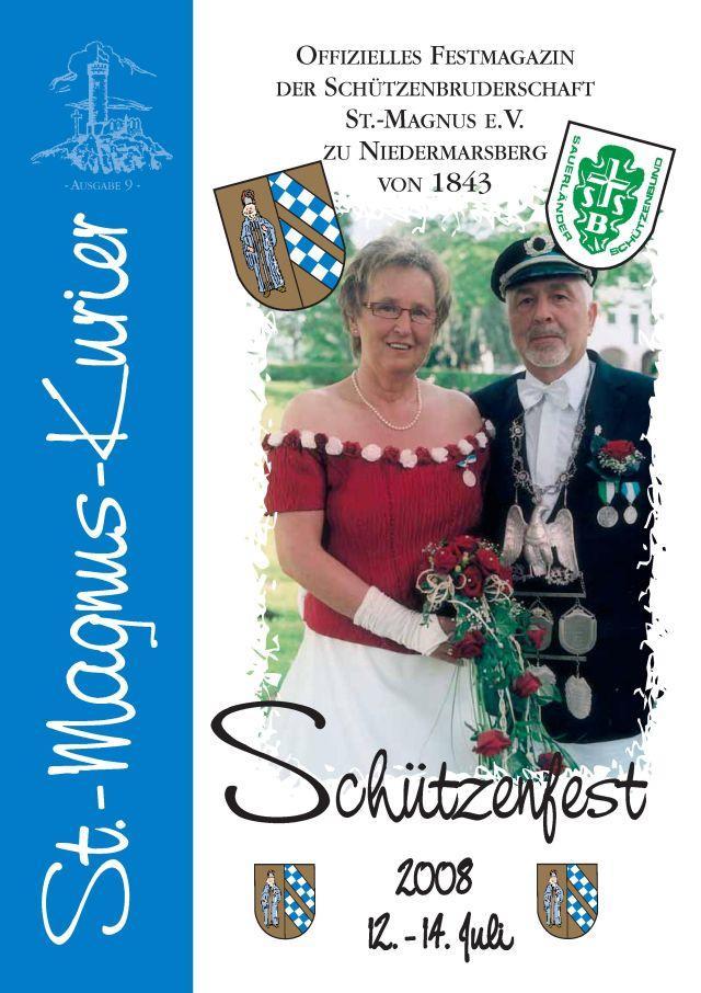St. Magnus Kurier, Ausgabe 2008
