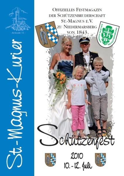 St. Magnus Kurier, Ausgabe 2010