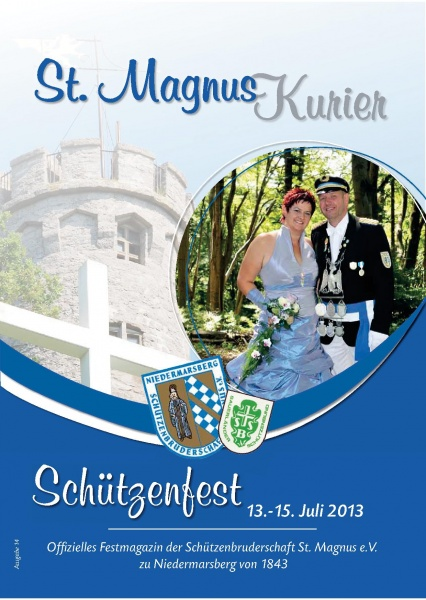 St. Magnus Kurier, Ausgabe 2013