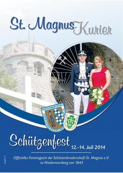 St. Magnus Kurier, Ausgabe 2014