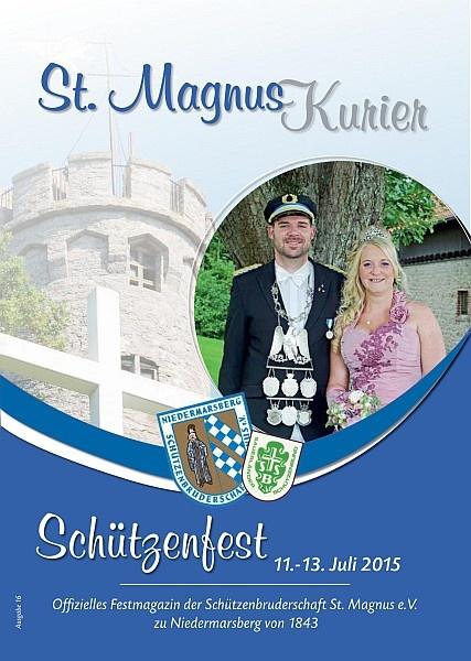 St. Magnus Kurier, Ausgabe 2015