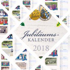 Jubiläumskalender der St. Magnus Schützenbruderschaft