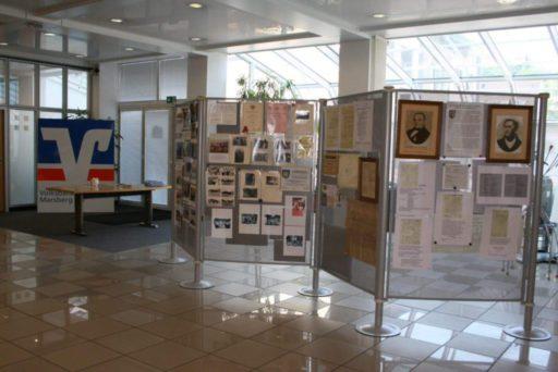 Fotoausstellung im Foyer der Volksbank Marsberg