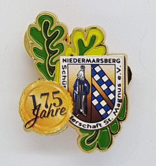 PINs für das Jubiläumsschützenfest eingetroffen